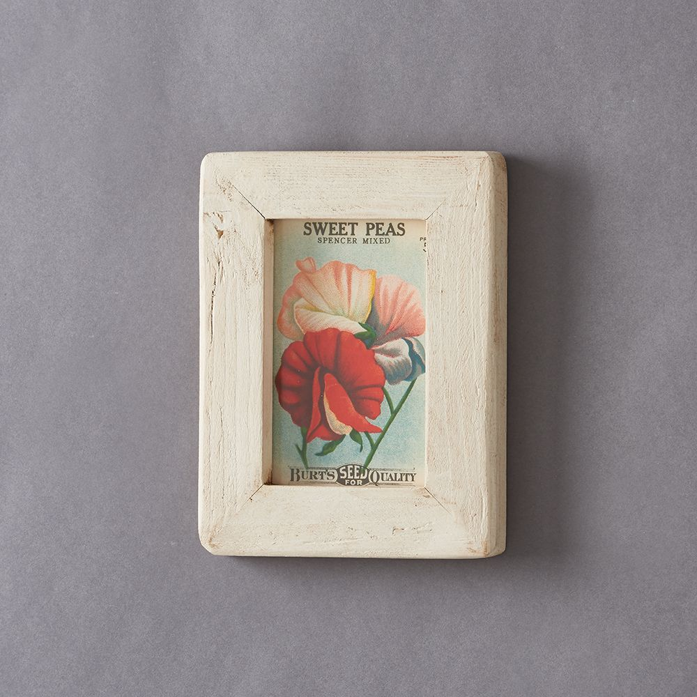 Old white wooden picture frame - White wooden picture frames ...