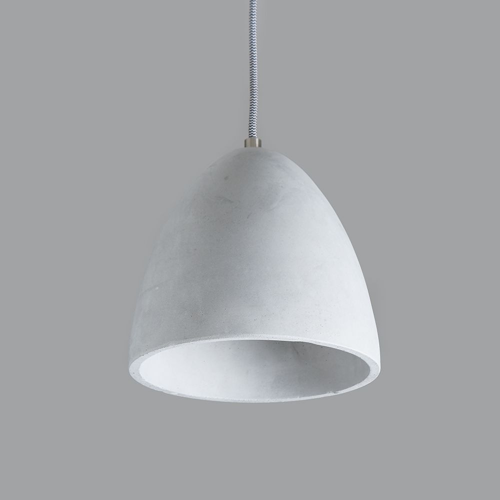 Fela Architectural Concrete Pendant Light